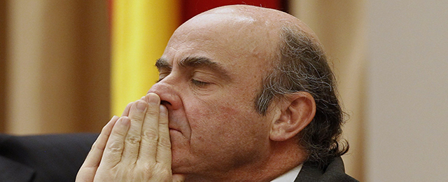 Spain's economy minister