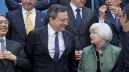 Kuroda Draghi Yellen TC