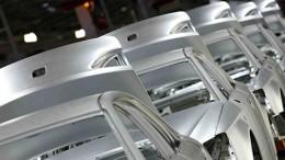 Seat factory in Spain