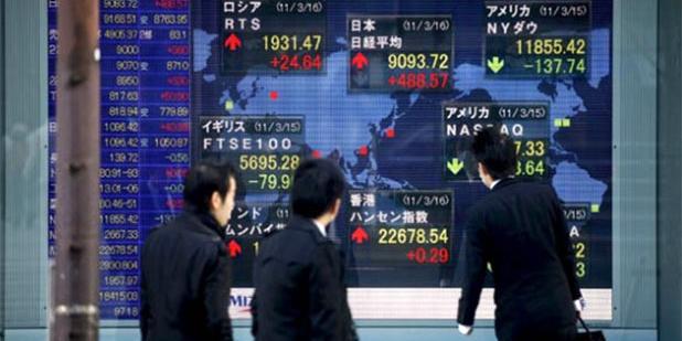 Chinese equities