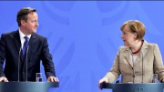 Cameron and Merkel