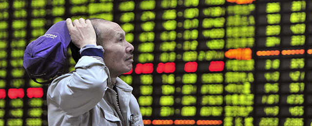 Chinese stocks