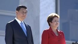 China Brazil