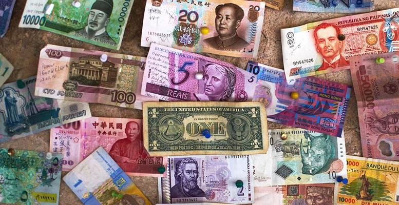 Monedas Internacionales