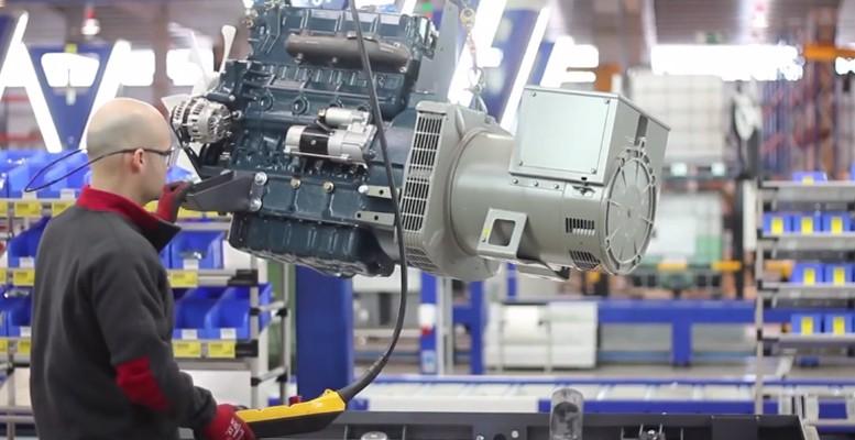 Spain factory