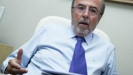 Former President of Bankinter Juan Arena