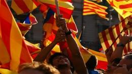 Catalan crisis is intensifying