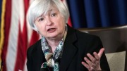 US Fed chair Janet L Yellen