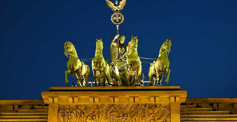 Brandenburg gateTC