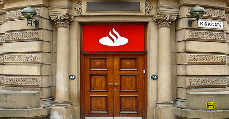 Santander, the first European bank that will not redeem its issue of CoCos