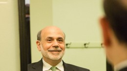"Former Fed's chairman Ben Bernanke recently declared that he declared that ""in 2020 the coyote is going to leap off the precipice and is going to look down"""