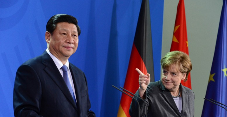 xi and angela