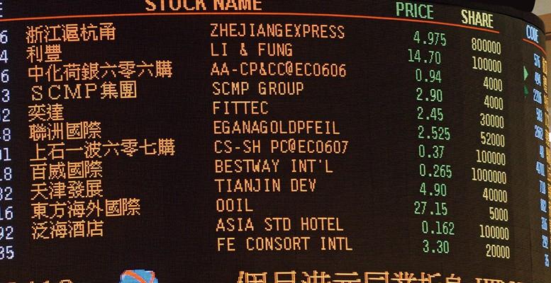 HongKongstockTC