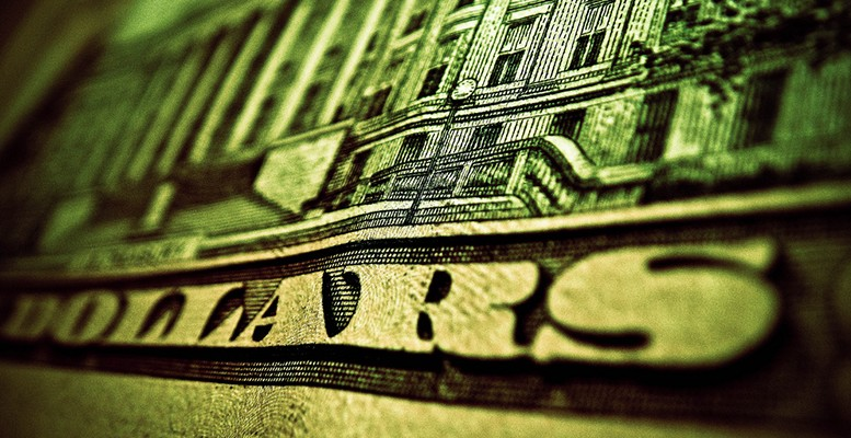 Dollar's fall could damage ECB policy
