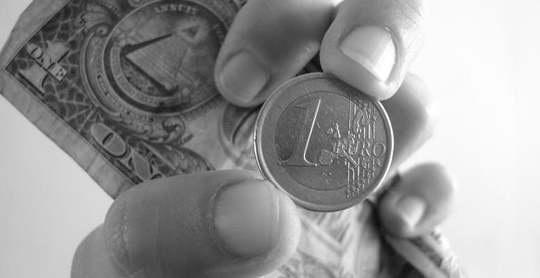 parity euro dolar