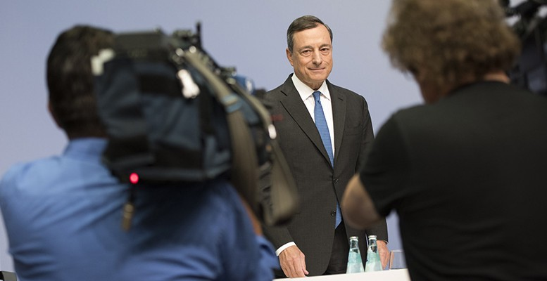 The paradox of the ECB long-term refinancing operations