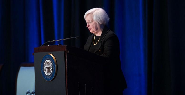Janet Yellen testimony
