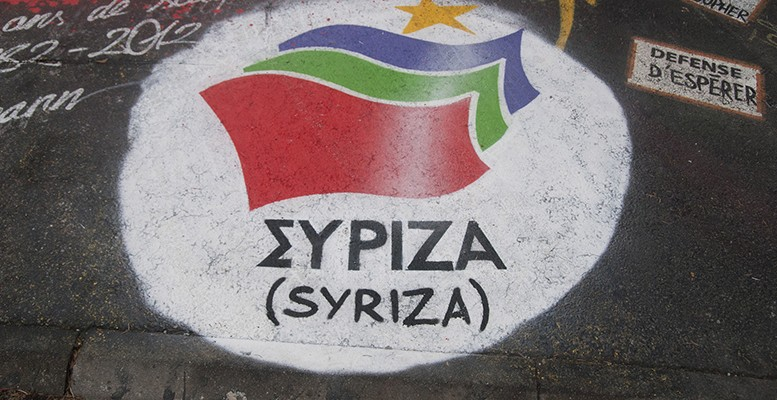 There are enough similarities between populist government in Italy and Syriza's developments in Greece