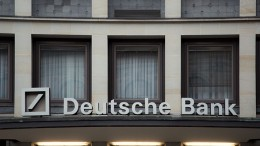 What lies behind the entry of Hudson into the capital of Deutsche Bank?