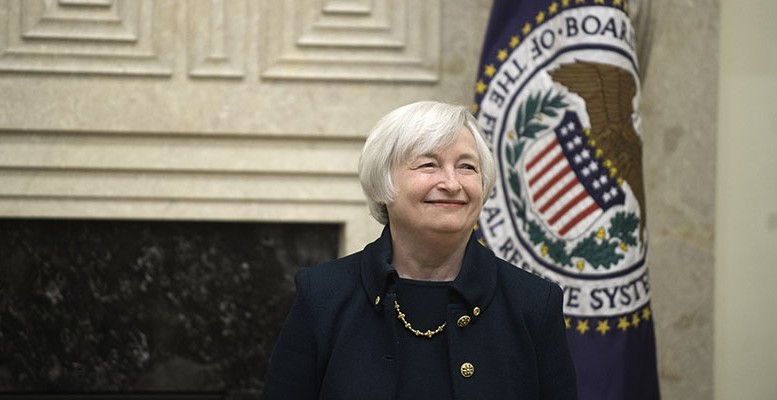 Janet Yellen says goodbye