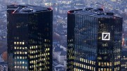 The headquarters of Deutsche Bank is photographed in Frankfurt, Germany, Tuesday, Nov. 13, 2012.