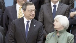 Draghi-Yellen