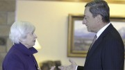 Draghi, Yellen will meet at Jackson Hole