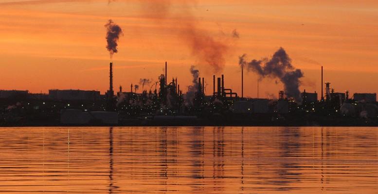 upstream oil