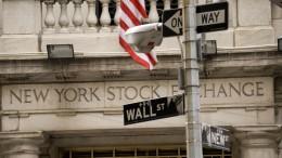 USA stock exchange
