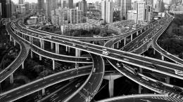 shangai infrastructure