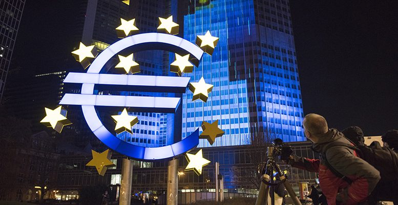ECB on inflation