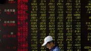 China Stock Market Slide
