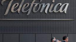 Telefónica Q1'18 results