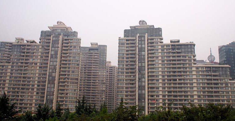 shangai towers