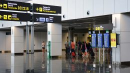Aena tourism