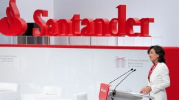 Banco Santander's capital increase