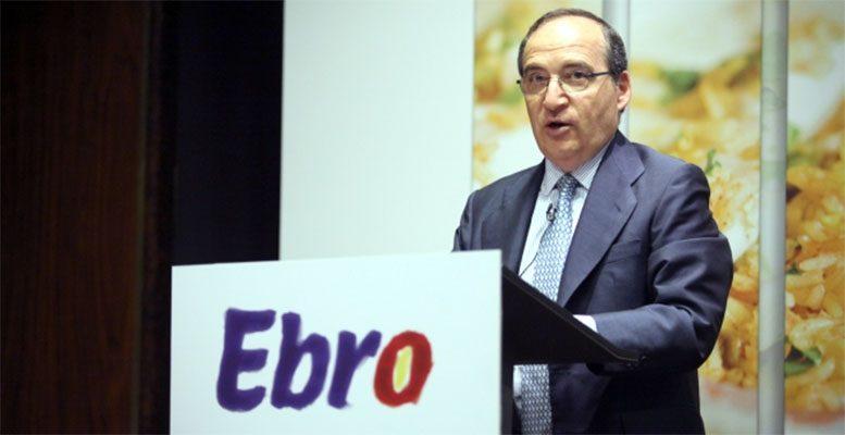 Ebro Foods's CEO