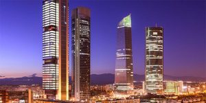 Spanish companies' cost of financing at minimum lows