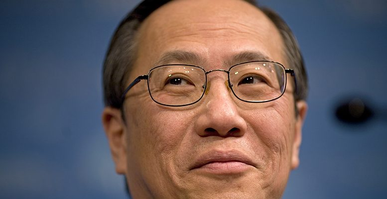 IIF's Executive Managing Director at Institute of International Finance Hung Tran