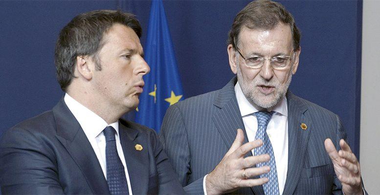 Rajoy and Renzi