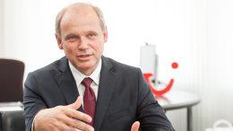 Sebastian Ebel, CEO of TUI Germay