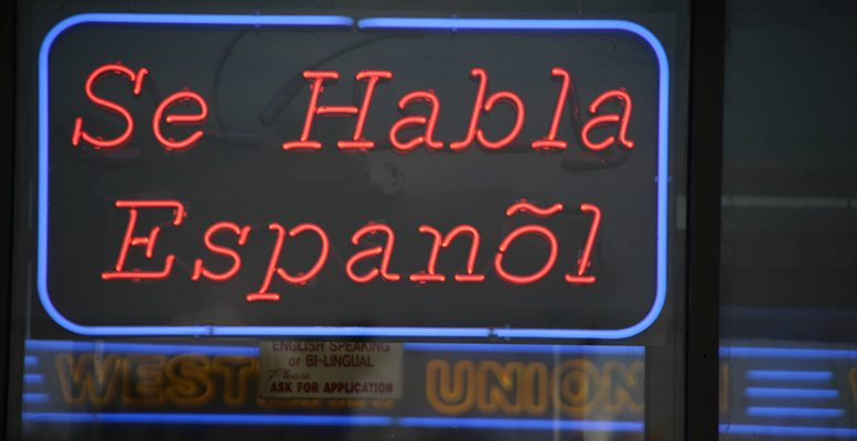 spanish spoken in the US