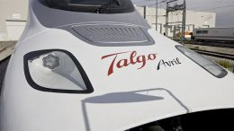 Talgo's high speed train