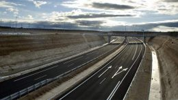 Madrid radial highways