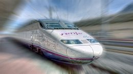 Renfe's profits in 2017