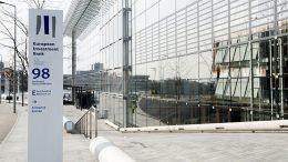 EIB's financing Spain
