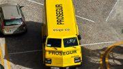 Prosegur security van