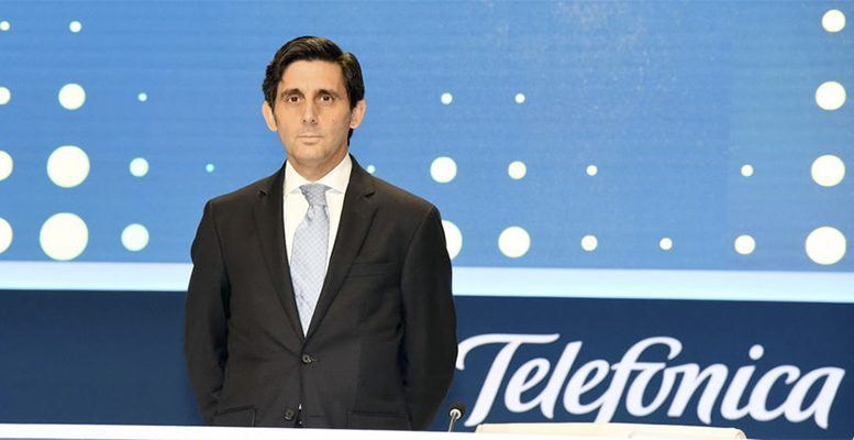 Telefonica's debt cutting