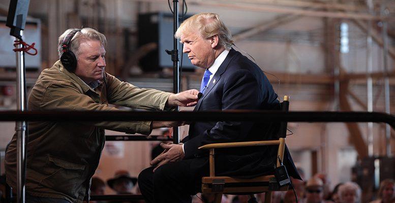 Donald Trump war on Republicans