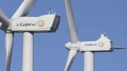 Gamesa windpower